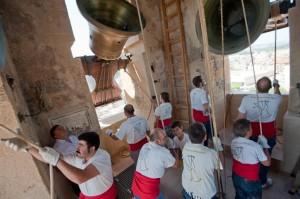 Albaida acull hui la trobada que fundarà la Federació de Campaners de la Comunitat Valenciana