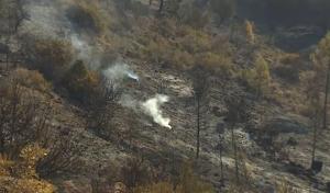 El CCE mantiene la Preemergencia por riesgo de incendios forestales  en el interior de la provincia de Valencia