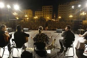El Flamenco llenará la plaza de la Virgen bajo la capa de la Unesco