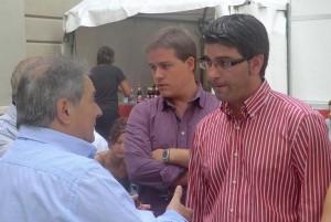 L'empresari veterà de Xàtiva i el polític 'de laboratori' d'Ontinyent