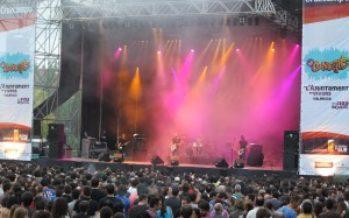 """CGT califica los conciertos de Viveros de """"bacanales sin ley"""""""