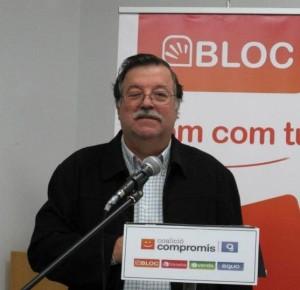 Mor Joanjo Masó, ex alcalde de l'Alcúdia de Crespins pel Bloc