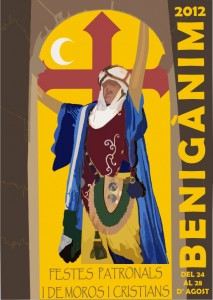 Benigànim inicia hui le seues Festes Patronals i de Moros i Cristians amb la Nit de les Paelles
