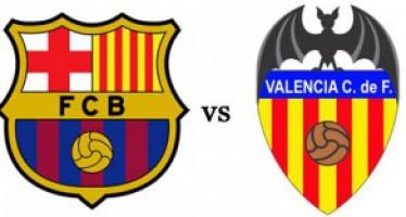 Cambio de horario 3ª jornada El FC Barcelona – Valencia CF, domingo 2 de septiembre, 21.30 horas.