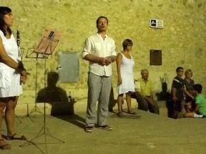La Font de la Figuera inicia la Setmana de la Joventut amb la 'Ruta de les Fonts' en homenatge a Estellés