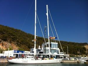 La Goleta Tirant Primer programa su segundo 'Sail Training 5 días' por la costa de Valencia y Alicante