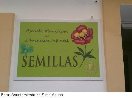 Comienza el curso en la nueva Escuela Municipal de Educación Infantil de Siete Aguas