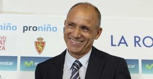 El Centro Aragonés elige pregonero al presidente del Real Zaragoza