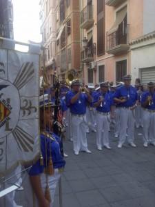 El mundo de las cornetas y el tambor brilló en el certamen de la Semana Santa Marinera