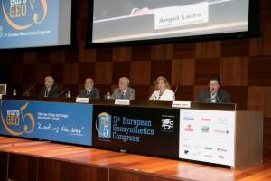 Inauguración de EuroGeo5