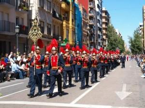 La falla Duque de Gaeta organiza un certamen de cornetas y tambores