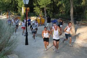 Uns 500 corredors Participen en la 4a Volta a Peu Vila d'Agullent