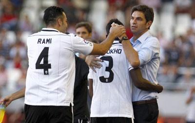 Valencia CF - Celta de Vigo: 2 - 1