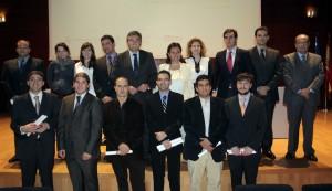 Cristóbal Grau preside la entrega de premios Valencia IDEA en su primera como edil de Juventud