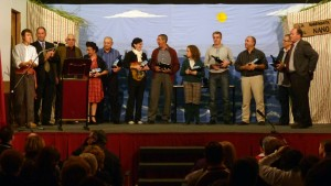 La 9a Mostra de Teatre Amateur de la Vall d'Albaida alça el telo dissabte a Salem