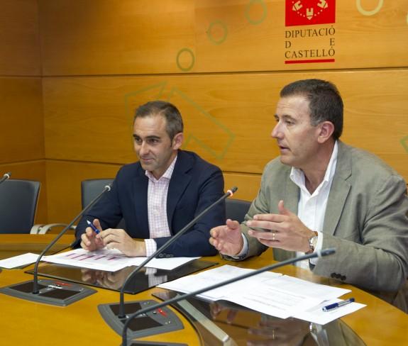 La Diputación ahorrará el próximo año 1,2 millones de euros en gasto de personal pese a asumir más servicios municipales