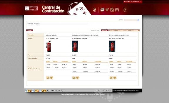 La diputaci n crea una cesta de la compra digital para - Central de compras web ...