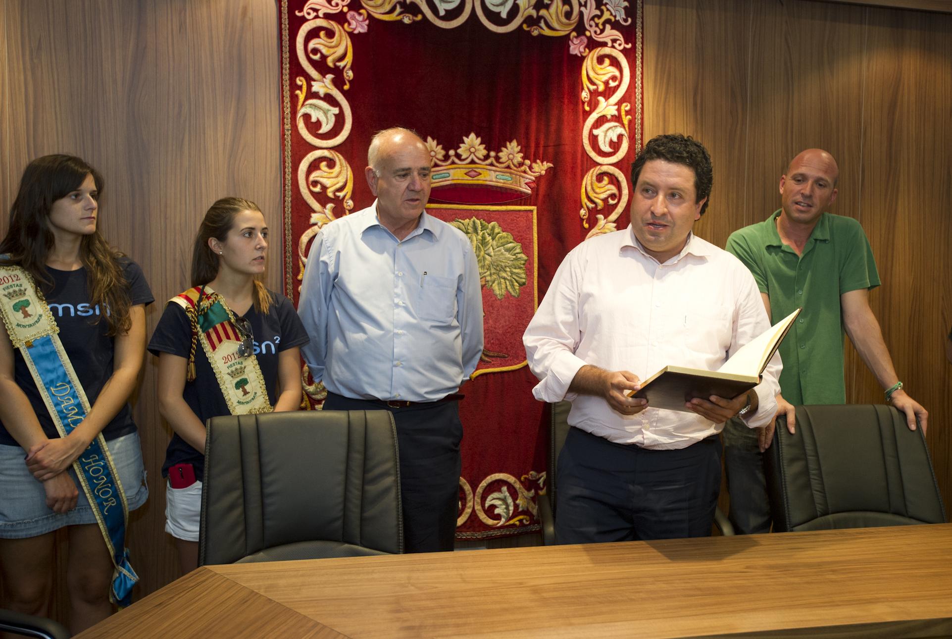 La Diputación de Castellón colabora en la conmemoración del IV centenario de la Carta Puebla de Montanejos (1612-2012)