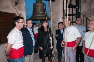 La Generalitat anuncia la imminent declaració del toc manual de campanes d'Albaida com a BIC immaterial