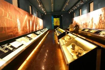 Más de 1.600 personas visitan el MARQ y sus yacimientos arqueológicos durante la festividad del 9 d´Octubre