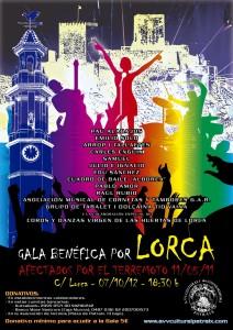 Patraix celebra una gala en pro del municipio de Lorca