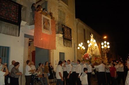 Romería de la Virgen de la Soledad de Cheste