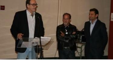 Se inaugura en Chiva el mural del pintor local José Morea
