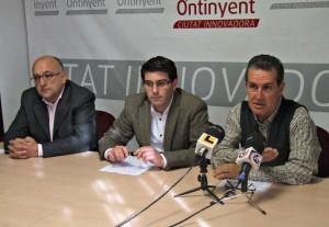 Els ajuntaments d'Ontinyent i Bocairent no permetran la participació de la Policia Local en desnonaments