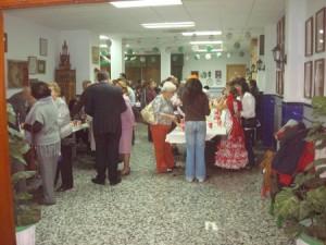 Uno de los actos de la semana cultural de ediciones pasadas/casa de andalucia