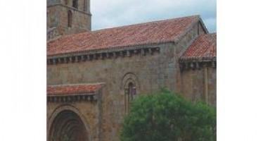 Se presenta en sociedad el libro 'La Colegiata de San Pedro Cervatos' del valenciano Manuel J. Ibáñez Ferriol