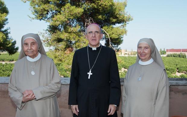 Resultado de imagen de Seminario Mayor de Moncada religiosas