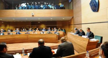 La Diputación pedirá al ministerio y al Consell unos servicios mínimos bancarios para los pueblos pequeños