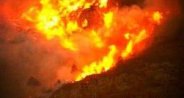 Se estabiliza el incendio declarado en Barx