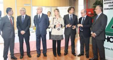 El alcalde de Benidorm reclama ante Fabra una conexión directa con el AVE
