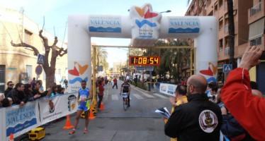 La primera prueba del CCP 2013 reúne a 1.500 corredores