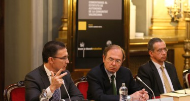 Castellano destaca que el Estatut d'Autonomia de la Comunitat 'invoca al acuerdo, al consenso y a la estabilidad'
