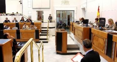 El pleno de la Diputación de Alicante aprueba el nuevo reglamento de la Mesa del Agua