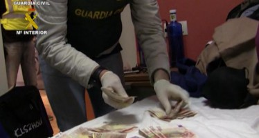 La Guardia Civil desarticula una banda dedicada al asalto de viviendas en Madrid, Valencia y Alicante