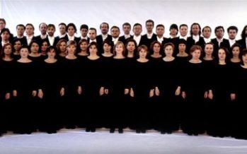 El Cor de la Generalitat interpreta 'Cantúria cantada', de Carles Santos