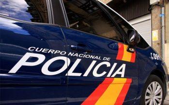 Detenidos en Xàtiva por atracar un comercio con máscaras de esqueletos
