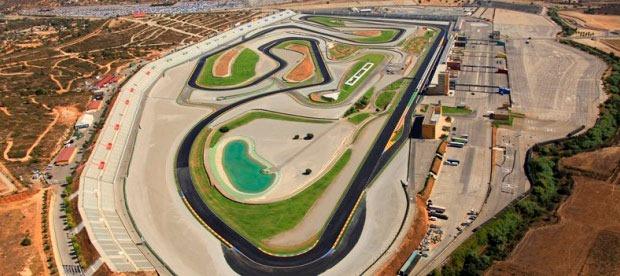 Circuito La Ribera : El circuit celebrará diez fines de semana carreras con