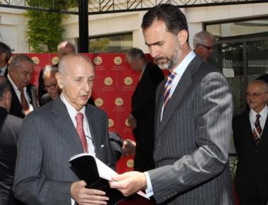 SANTIAGO-GRISOLIA-CON-EL-PRINCIPE-DE-ASTURIAS