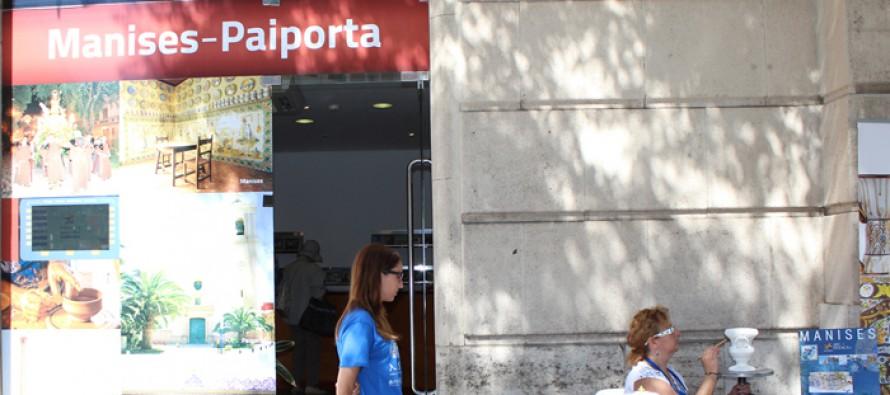 La Oficina de Promoción da a conocer la oferta turística de Manises y Paiporta