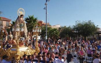 Coronación canónica de la patrona de Villar del Arzobispo, la Virgen de la Paz