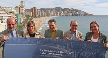 Benidorm lanza un reto online para que creativos de 40 países definan su nueva marca turística