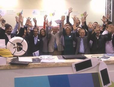 Climate-KIC Accelerator 2014