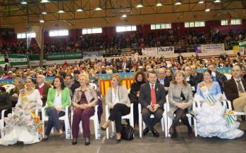La Federación de Entidades Andaluzas distingue a la Diputación por su apoyo