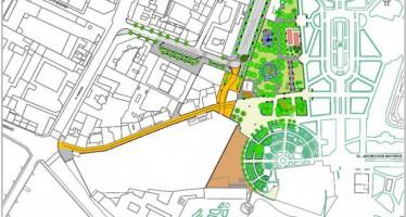 El Ayuntamiento de Valencia aprueba el proyecto de obras de urbanización en el entorno del Museo San Pío V