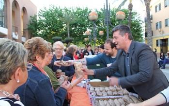 Ciudadanos Benetússer llena 'El Molí' en la fiesta de los mayores
