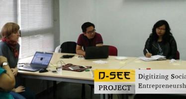 El proyecto D-SEE llega a Valencia